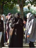 Manif Salafiste sur Paris