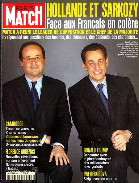 Sarkozyhollande