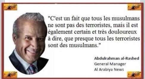 si tous les musulmans ne sont pas des terroristes