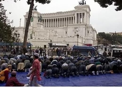 Romeprieresmusulmanes